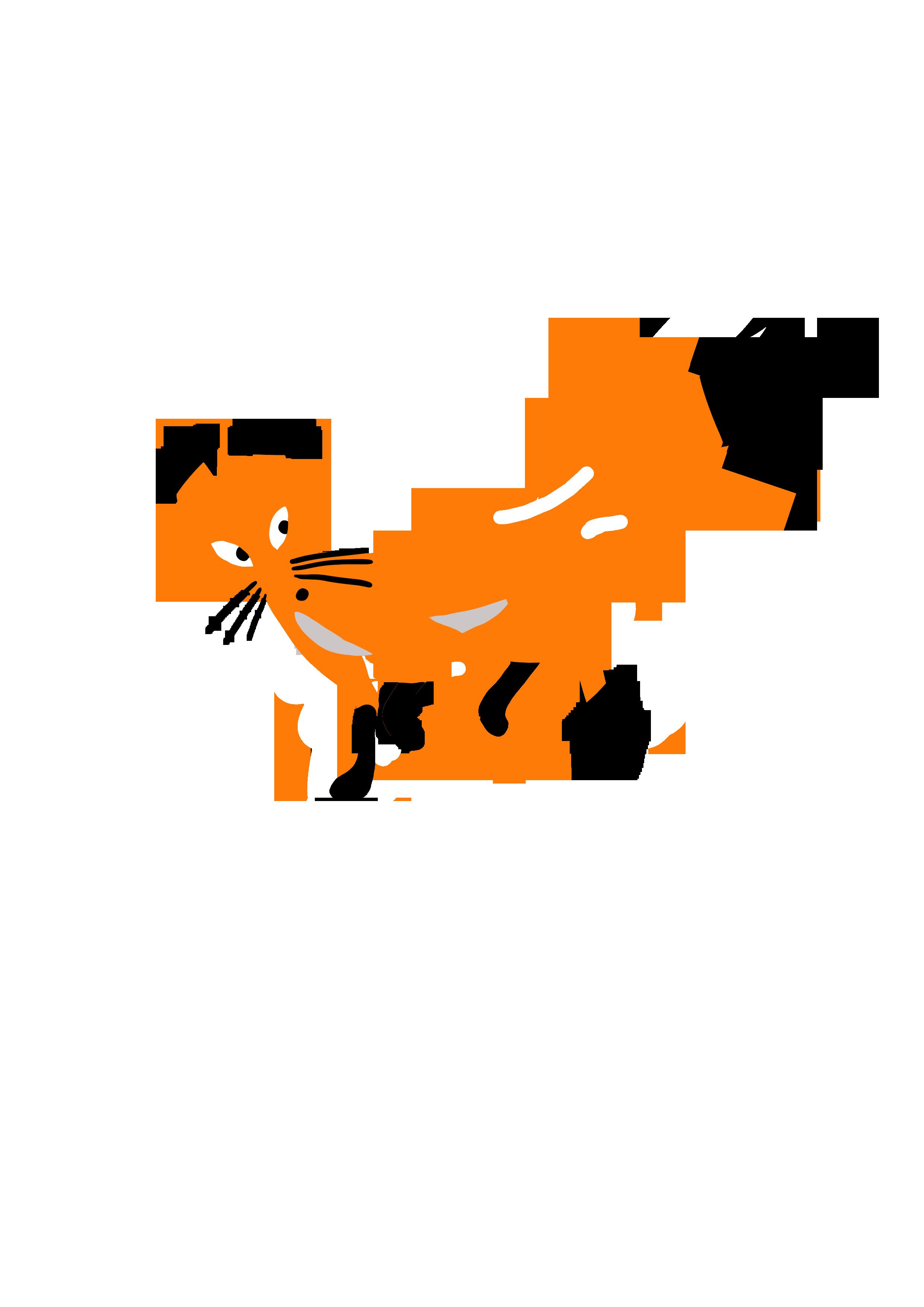 Illustration fox 2
