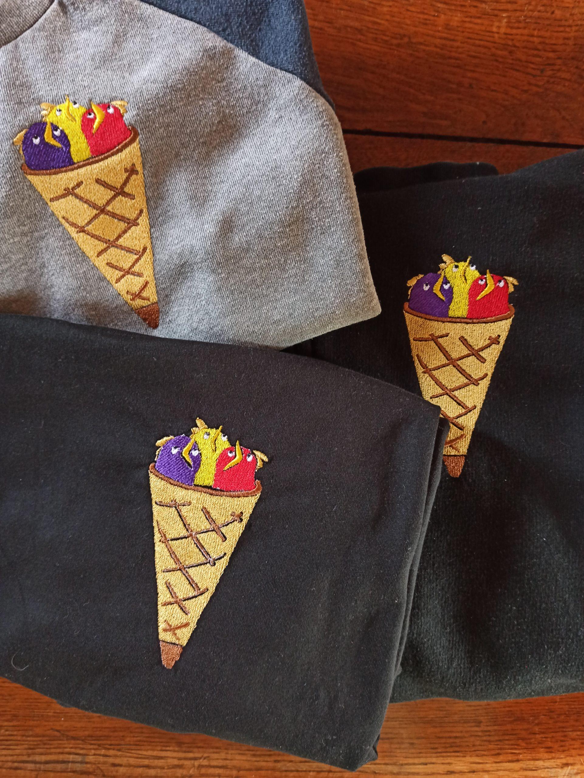 poussin ice cream