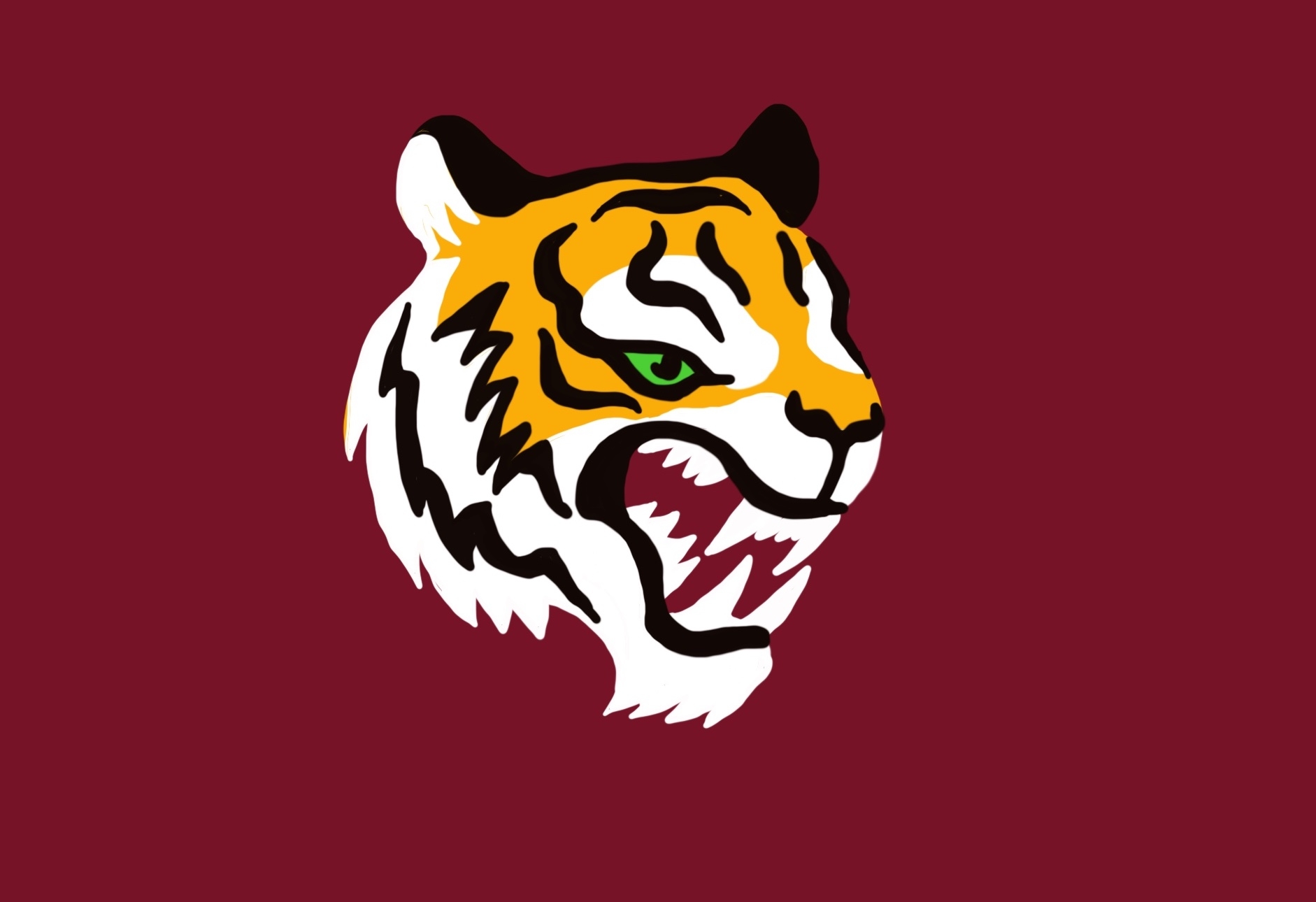 Illustration Tigre
