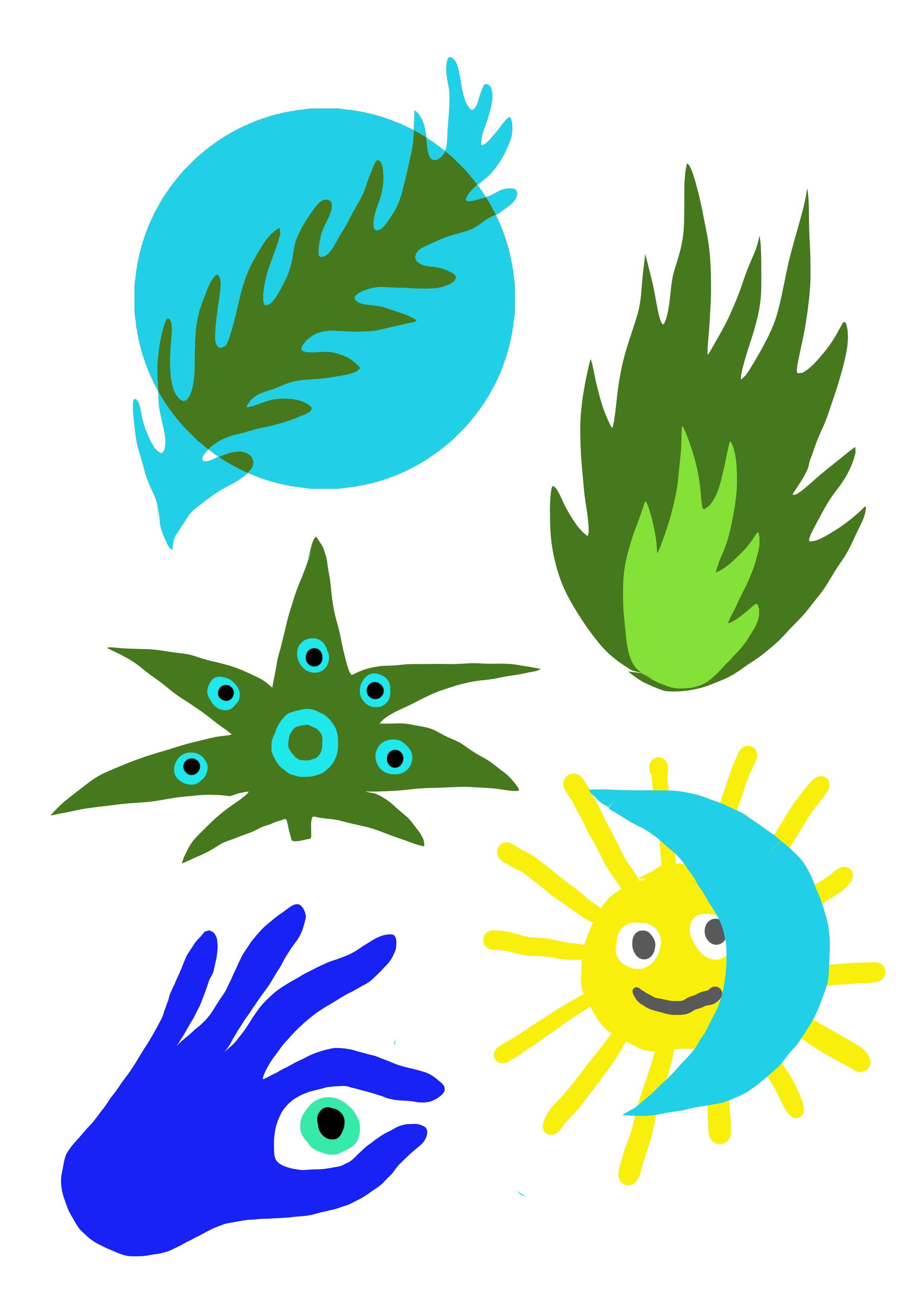 Illustration Nature 3